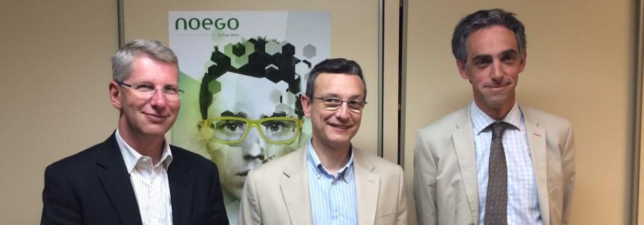 "Pierre Verrier, the winner of ""Entreprendre en Franche-Comté"""