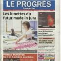Les lunettes du futur made in Jura