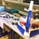 A la rencontre des étudiants de la filière optique et des collégiens de la région