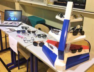 CEMO DECOVISION fabricant lunettes Jura Morez Lycée